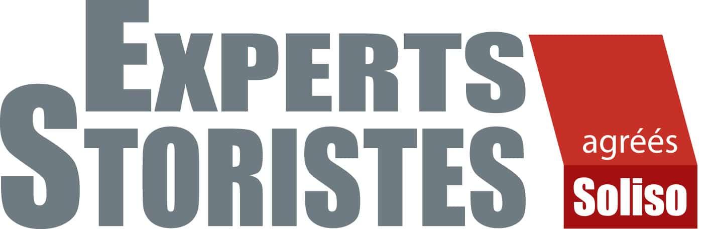 Logo expert storiste